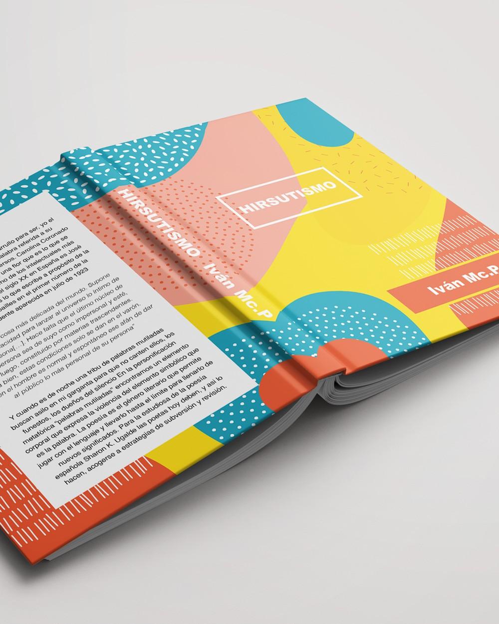 Diseño 1 de portada para A4