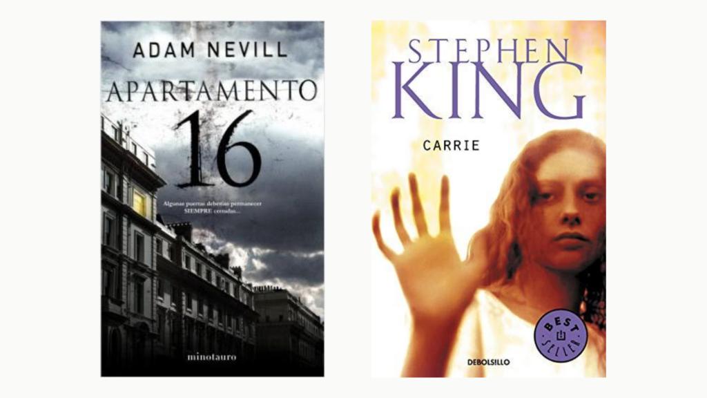 mejores libros de misterio y terror