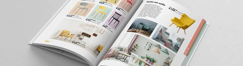 Impresión de catálogos | Lozano Impresores