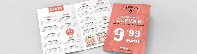 Dípticos | Lozano Impresores