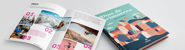 La reliure en ligne | Lozano Impresores