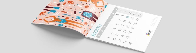 Les calendriers personnalisés | Lozano Impresores