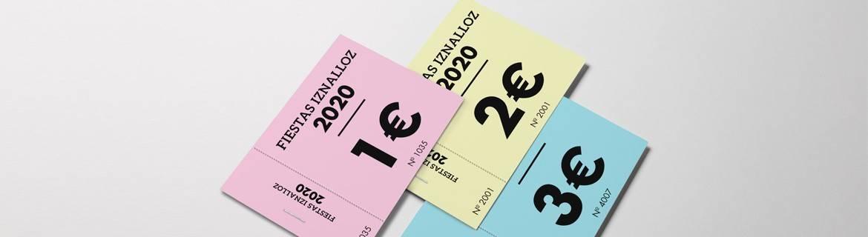 Impresión de tickets | Lozano Impresores